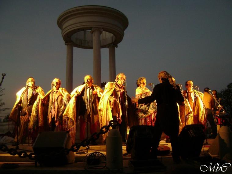 Murga y Candombe en Uruguay