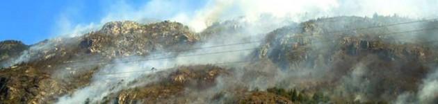 El clima favoreció el combate de las llamas en parque Los Alerces y avanzan en su contención