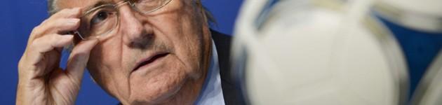 """Blatter se despegó del caso: """"Es un día difícil para FIFA"""""""