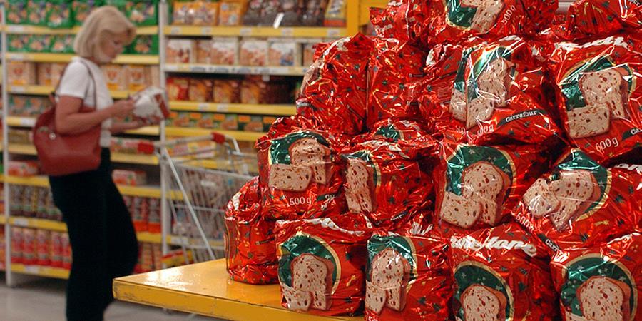 Prevén que la canasta navideña costará un 40% más este año