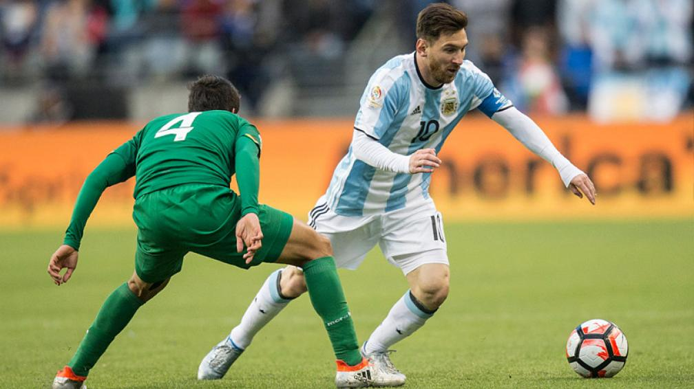 Bauza confirmó siete cambios — Argentina-Bolivia