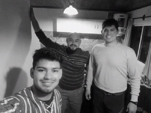 Contactaron a 3 jóvenes extraviados en un cerro de San Luis