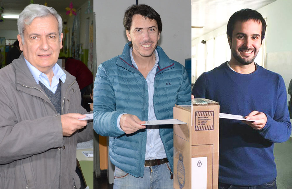 Berhongaray y Maquieyra disputan voto a voto — La Pampa