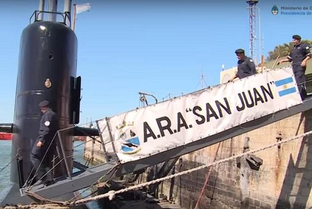 ARA San Juan: familiares de tripulantes y un pedido a Putín