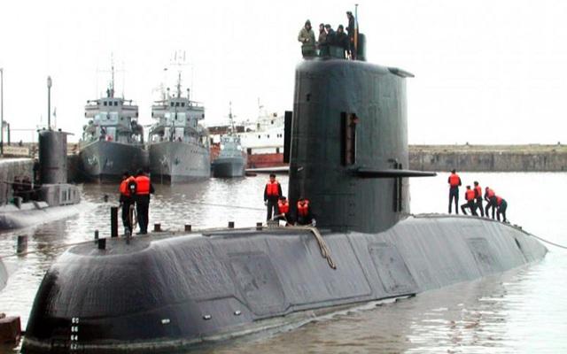 Buscan un submarino desaparecido desde el miércoles — Puerto Madryn