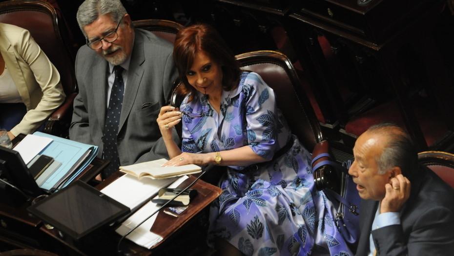 Gabriela Michetti le puso los puntos a Cristina Kirchner
