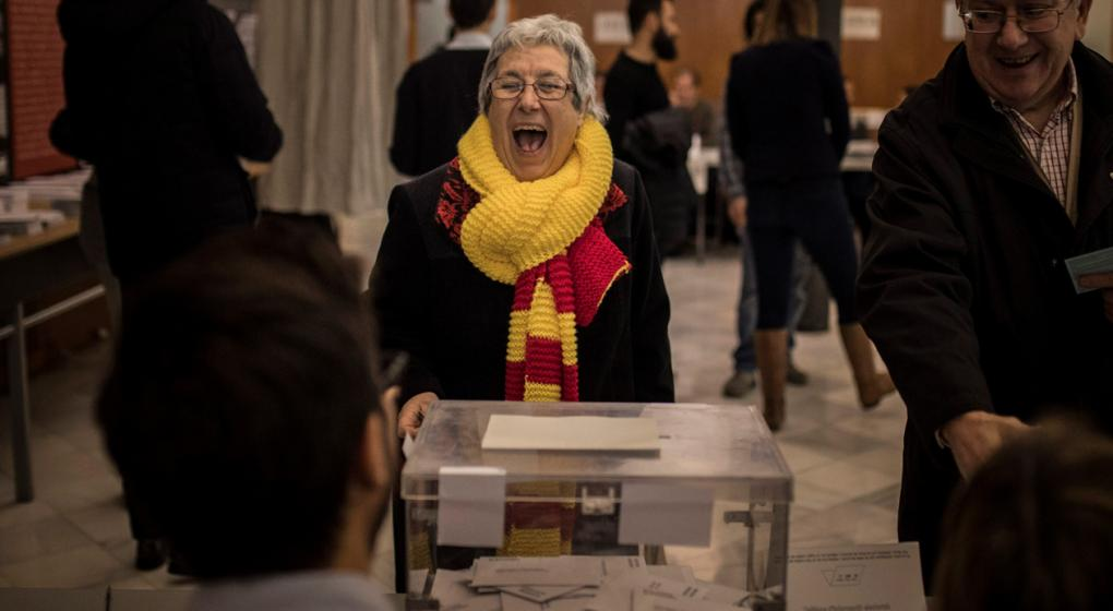 Cataluña ha ganado en elecciones a 'monarquía del 155 — Puigdemont