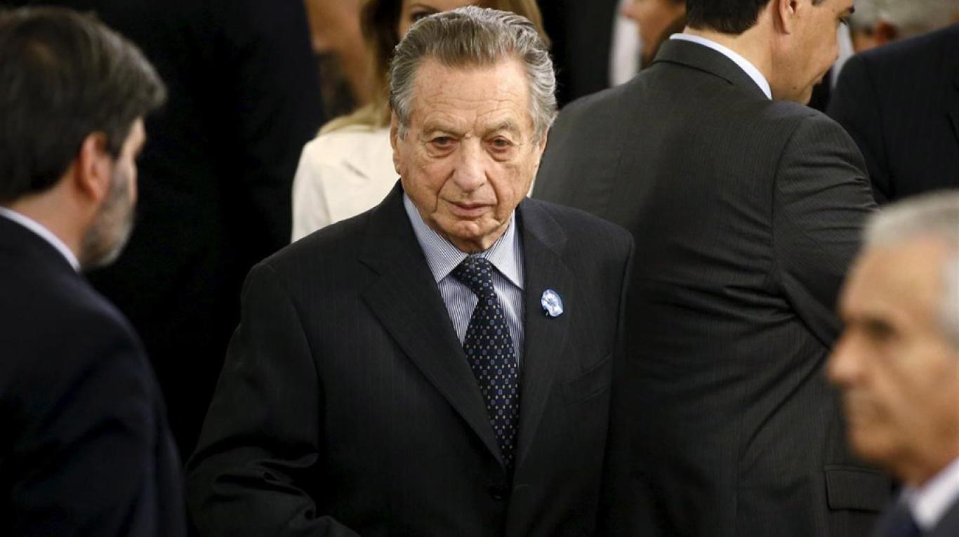 Internaron a Franco Macri por una fractura de cadera