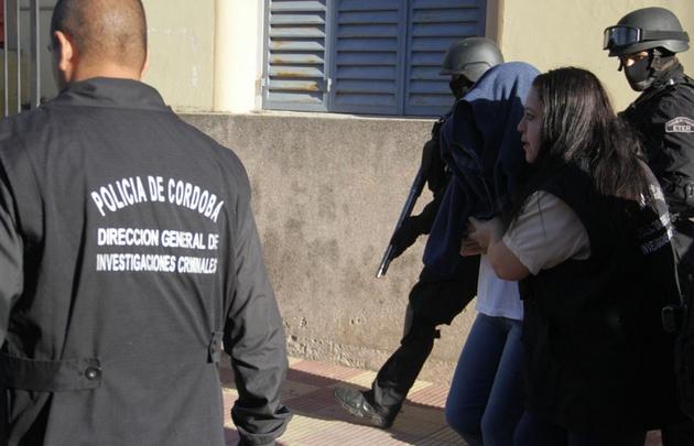 Doméstica presa por el robo en Nueva Córdoba