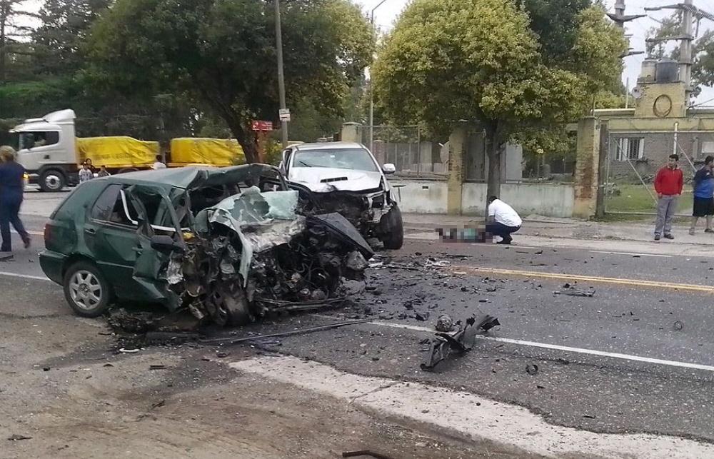 Choque en Malagueño: dos hermanos perdieron la vida