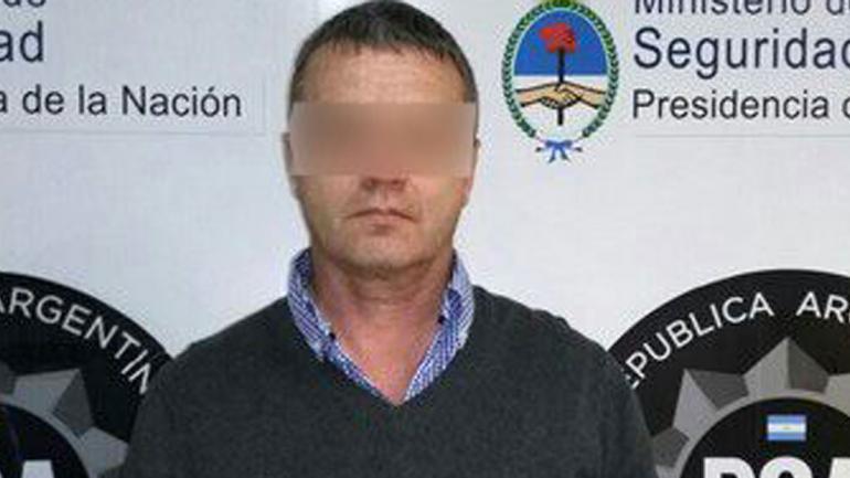 Detienen a un ruso con cocaína en Ezeiza