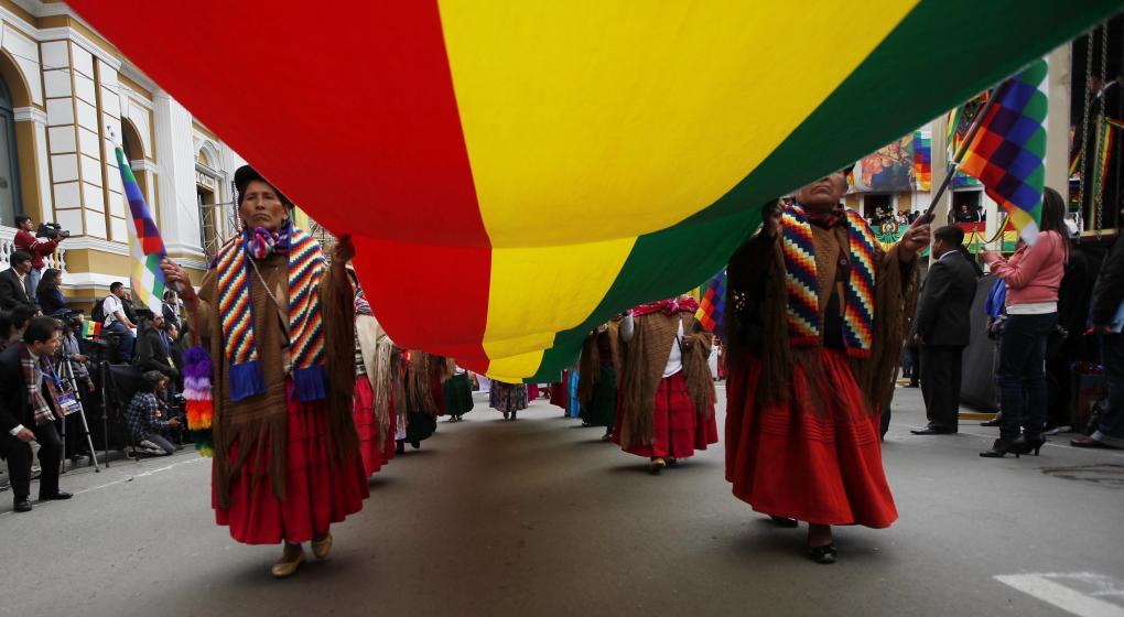Miles de efectivos asegurarán despliegue del 'banderazo' en Bolivia