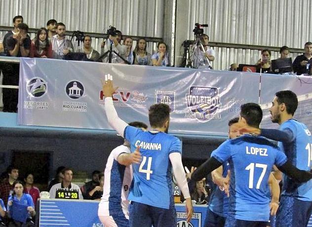 El seleccionado de vóley de Argentina venció a China