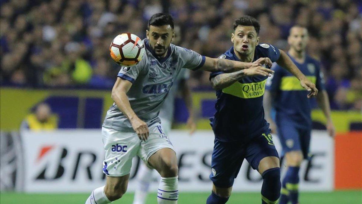Resultado de imagen para Cruzeiro – Boca Juniors