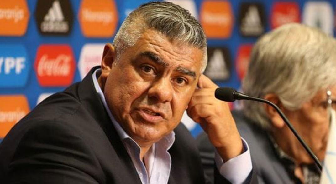 Resultado de imagen para CONMEBOL DESPLAZO A CLAUDIO TAPIA DE SU CARGO