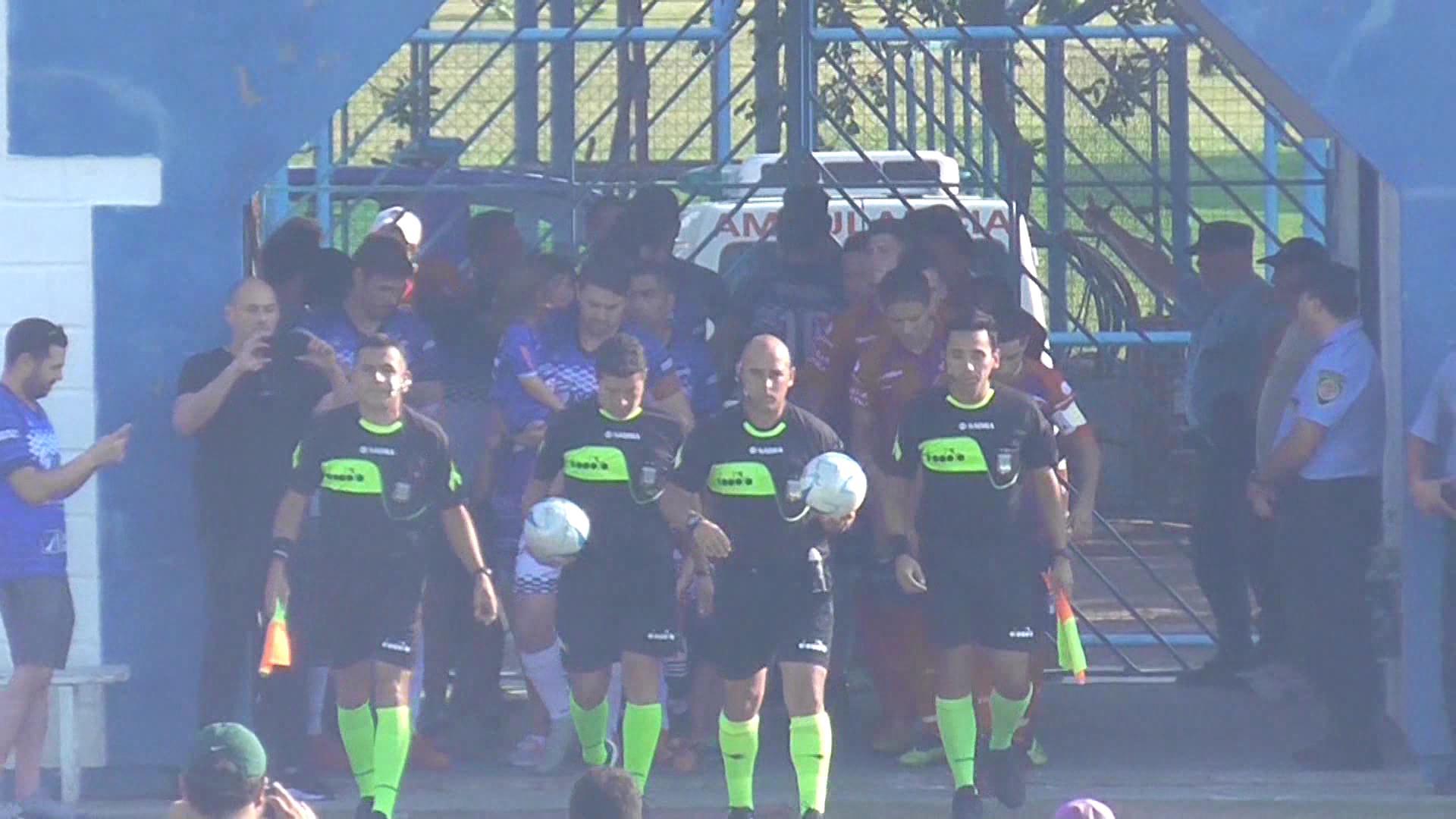Liga local: Atlético San Basilio y Belgrano de Vicuña Mackenna igualaron 2 a 2 la primer final - Telediario Digital