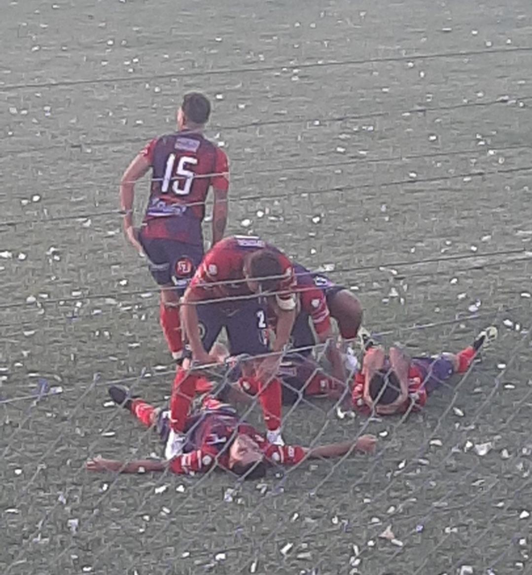 El 'tricolor', de festejo: Belgrano de Vicuña Mackenna se consagró por primera vez en la Liga Regional - Telediario Digital