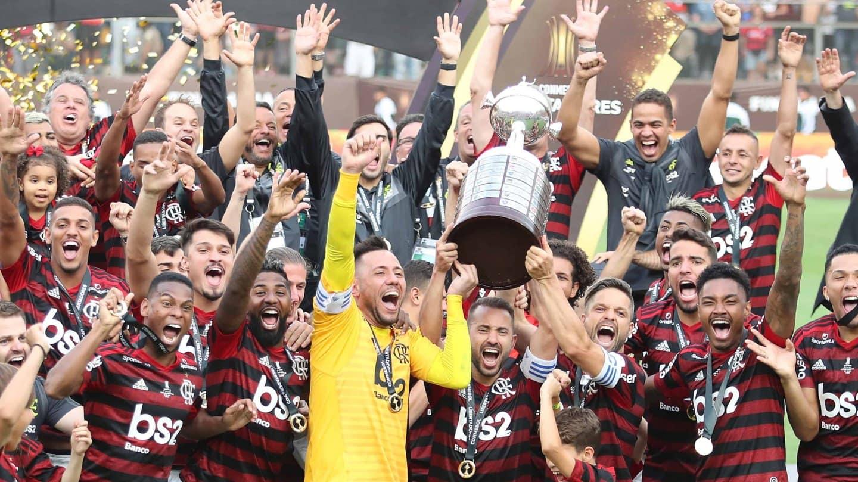 Se Le Escapó A River Sobre El Final Y Flamengo Es Campeón De