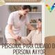 PERSONAL PARA CUIDADO DE PERSONA MAYOR (CAMA ADENTRO)